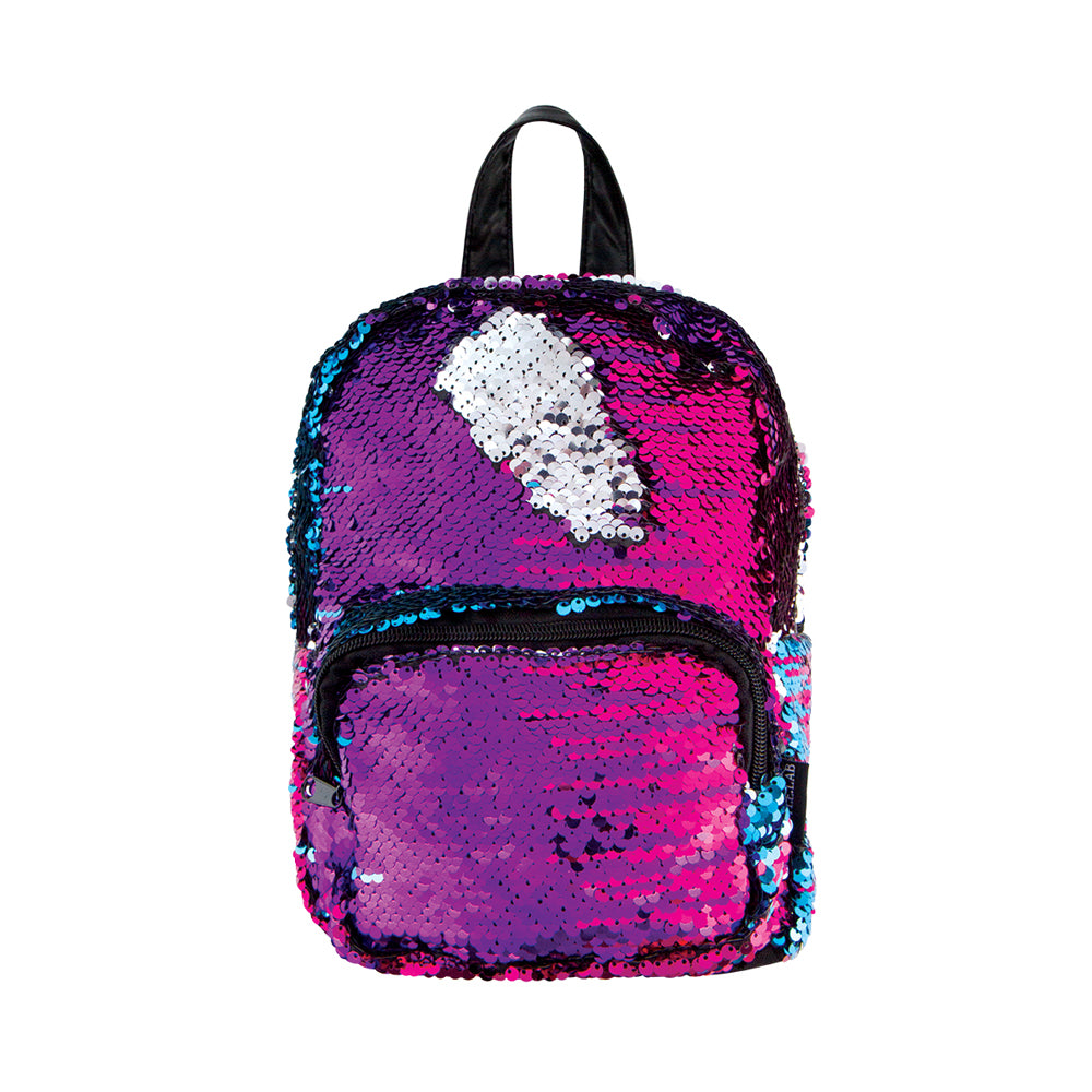 Fashion Angels Magic Sequin Multicolour/Silver Mini Backpack