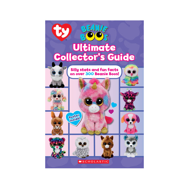 Ty Beanie Boos Ultimate Collector's Guide