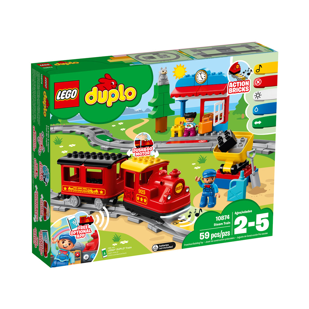 LEGO® Duplo Steam Train