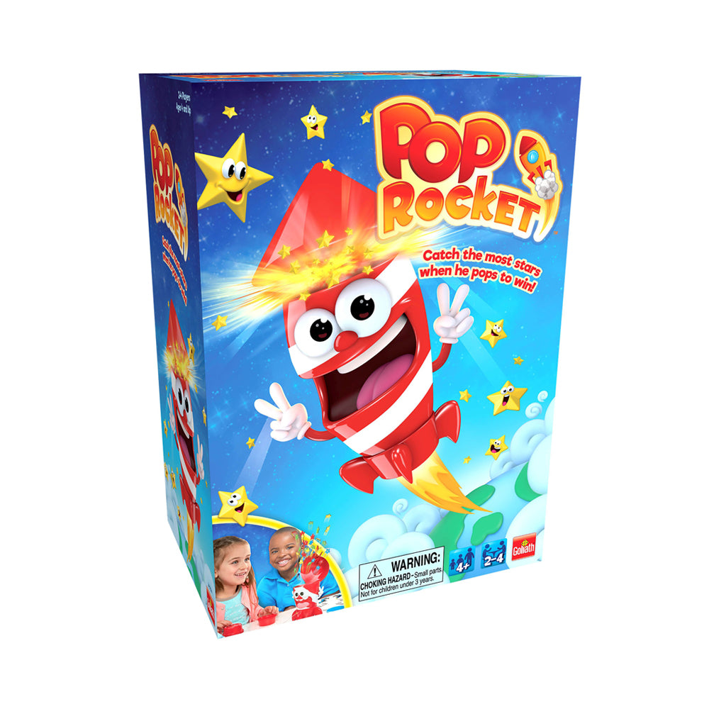 Pop Rocket Game