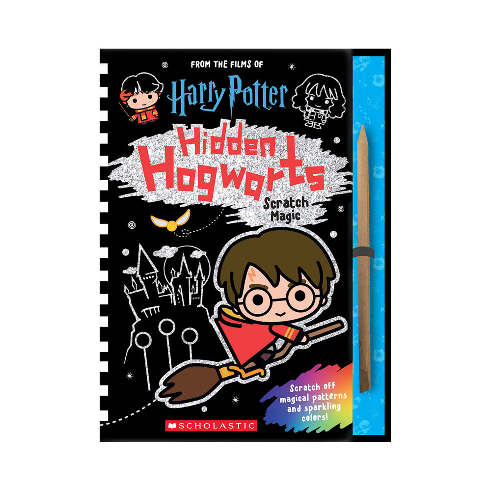 Harry Potter: Hidden Hogwarts Scratch Magic