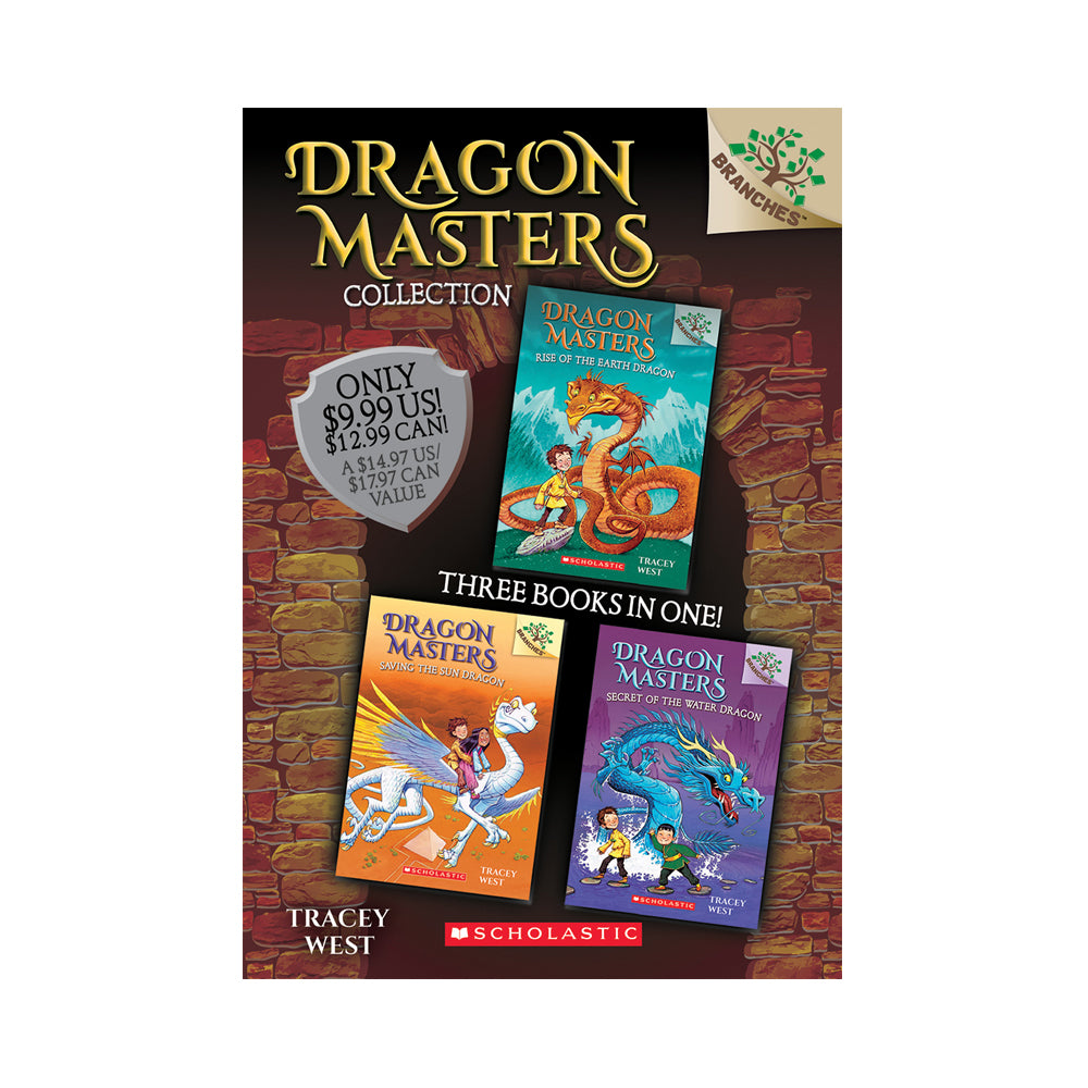 Dragon Masters Collection Books 1-3
