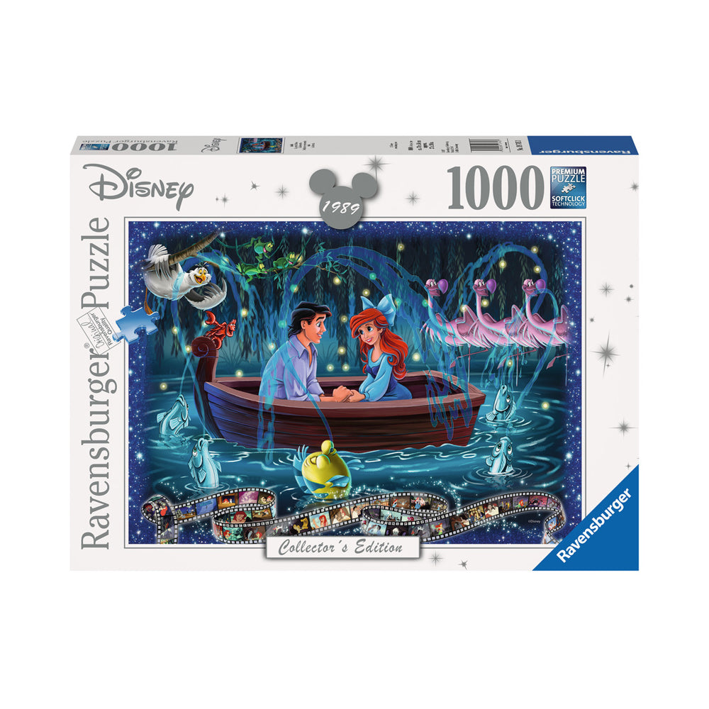 Ravensburger Disney's The Little Mermaid 1000pc Collector's Edition Puzzle