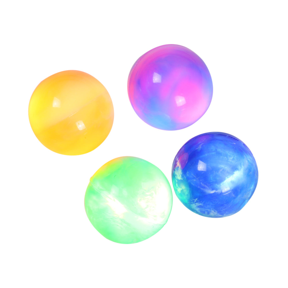 Marble Light-Up Bouncing Ball