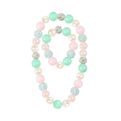 Great Pretenders Sorbet Sparkle Necklace and Bracelet Set