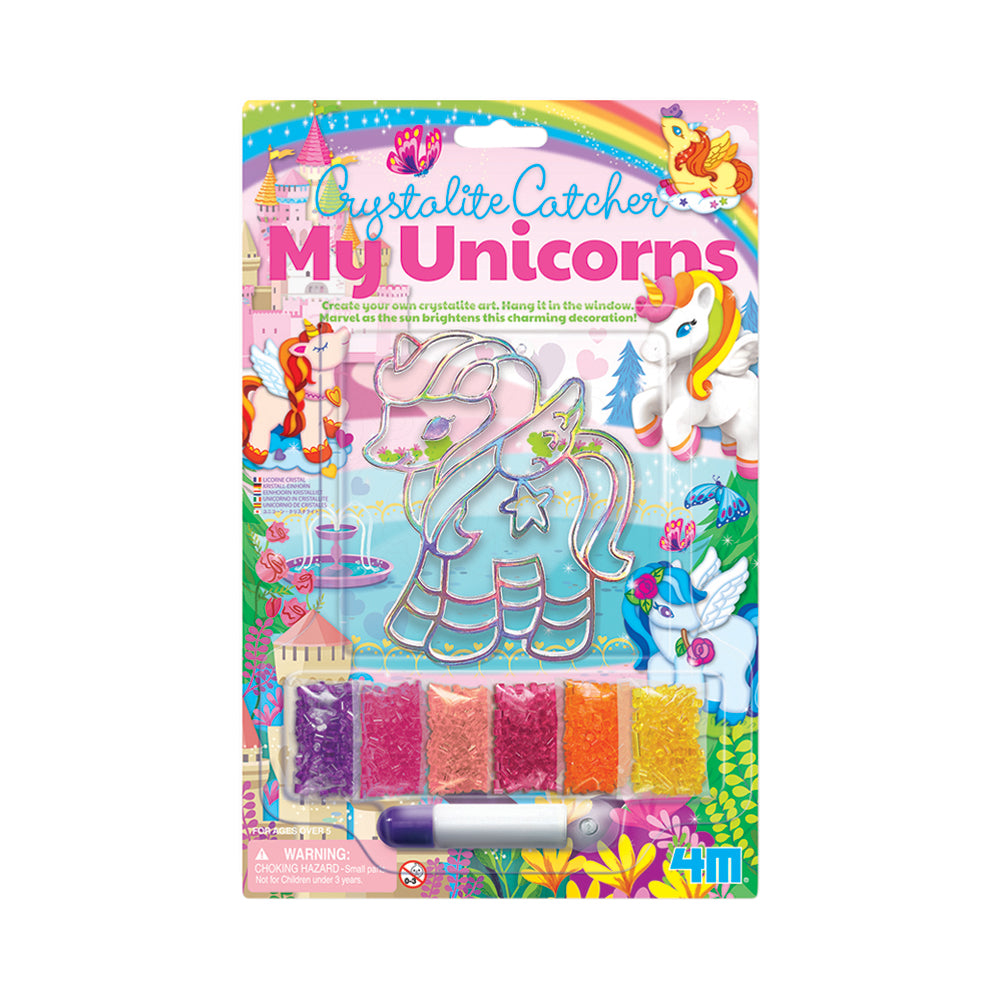 4M My Unicorns Crystalite Catcher