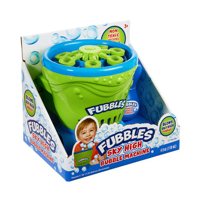 Fubbles® Sky High Bubble Machine