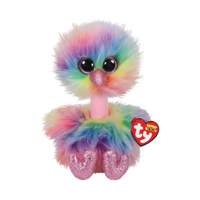 Ty Beanie Boos Medium Asha the Ostrich