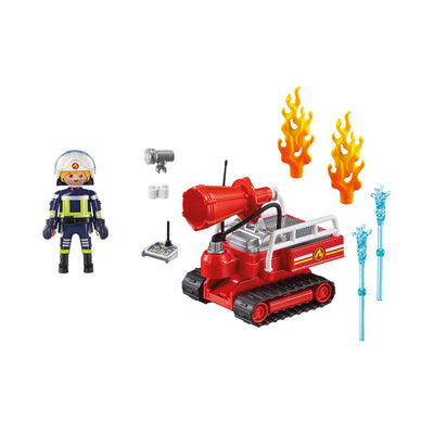 Playmobil City Action Fire Water Canon