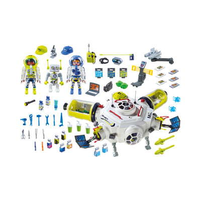 Playmobil Space Mars Space Station