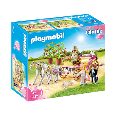 Playmobil City Life Wedding Carriage