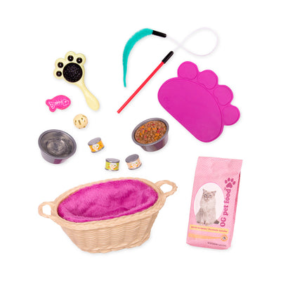 Our Generation Cat Pet Set