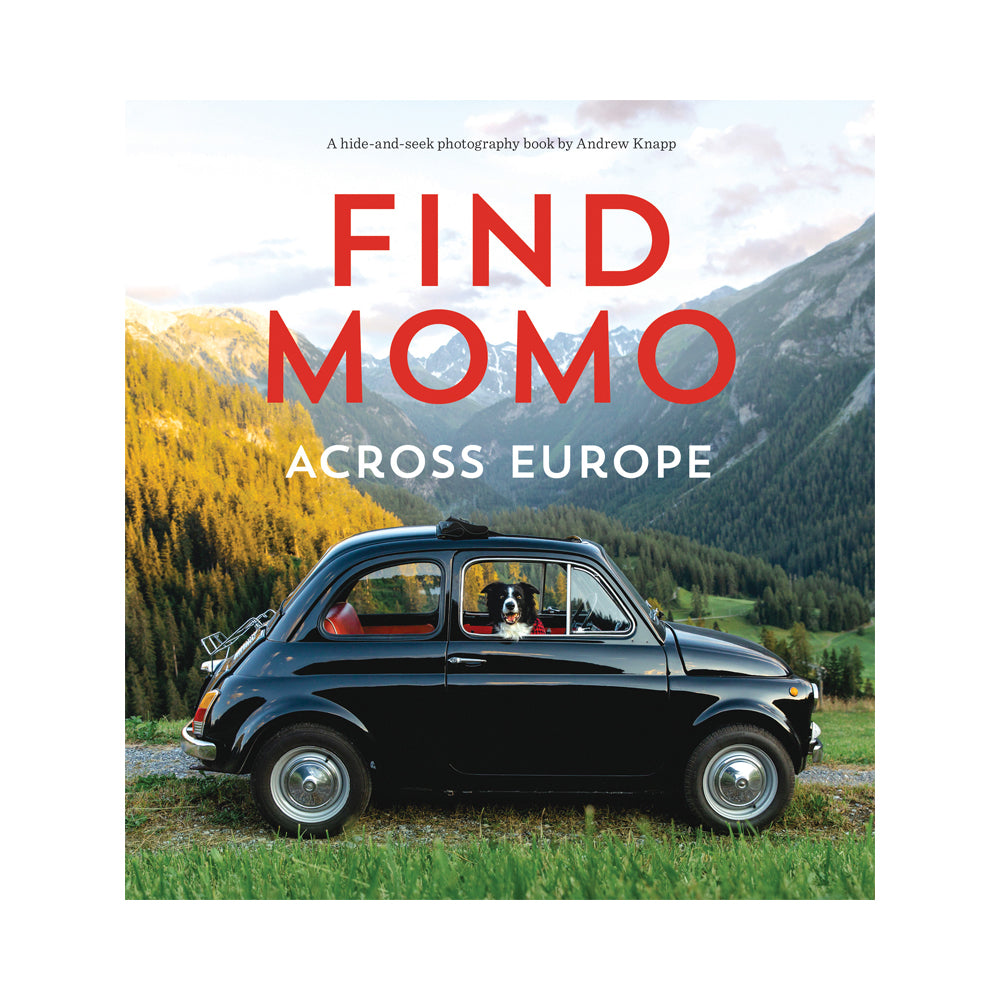Find Momo: Across Europe