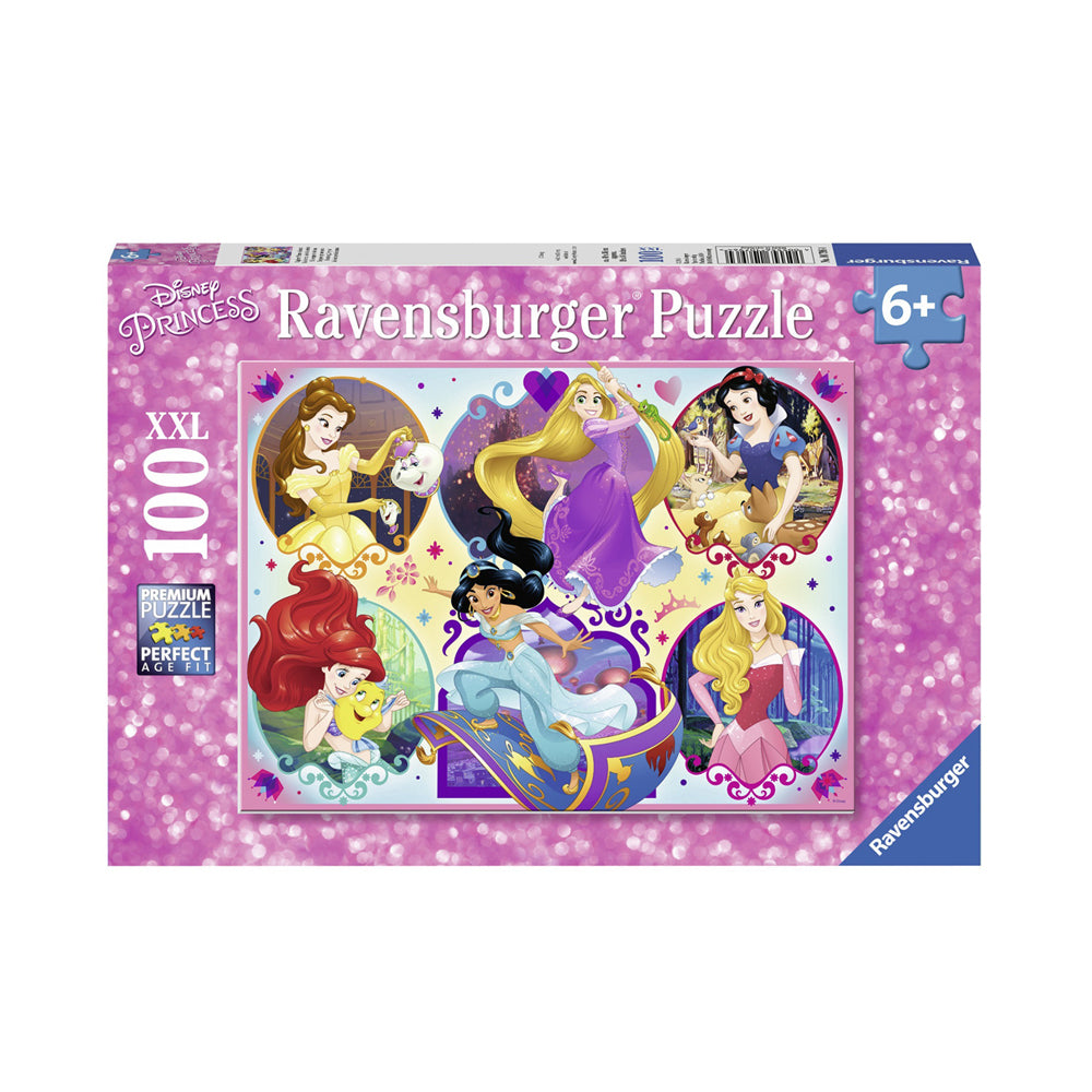 Ravensburger Disney Princesses 100pc Puzzle