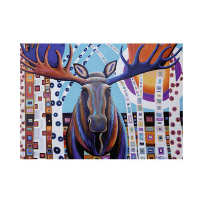 Ravensburger Canadian Collection: Winter Moose 1000pc Puzzle