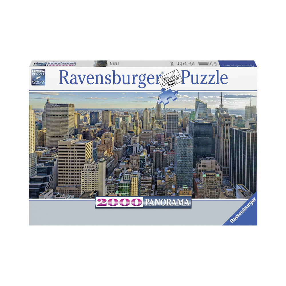 Ravensburger View over New York 2000pc Puzzle
