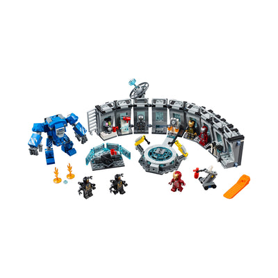 LEGO® Marvel Super Heroes Iron Man Hall of Armor