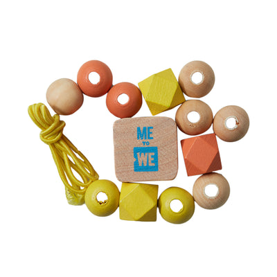 ME to WE Bead Your Own Rafiki Bracelet Kit - Education