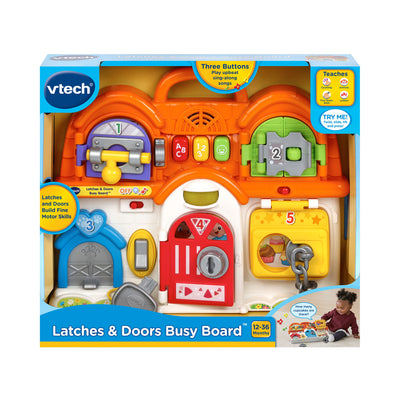 VTech® Latches & Doors Busy Board™
