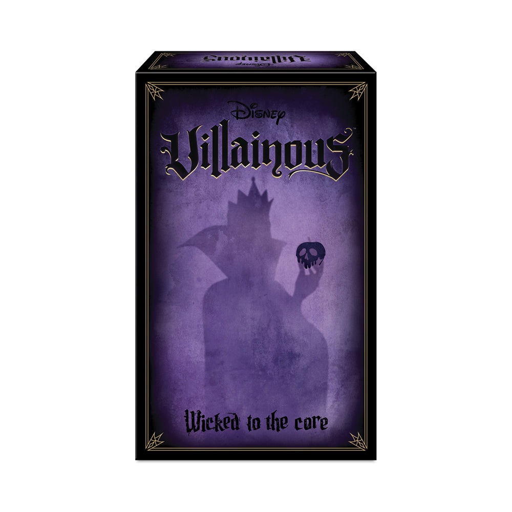 Disney Villainous: Wicked to the Core Expansion Pack