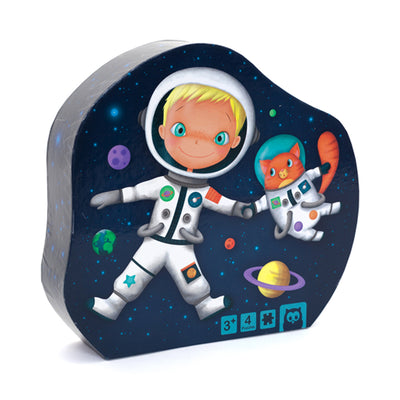Owl Toys Astronaut 4-in-1 Evolutionary Puzzle