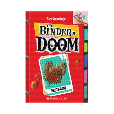 The Binder of Doom #1: Brute-Cake: A Branches Book