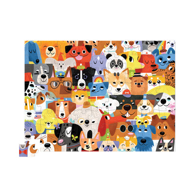 Crocodile Creek Lots of Dogs 72pc Puzzle