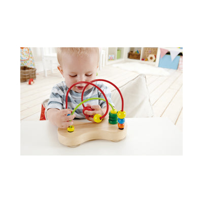 Hape Double Bubble Bead Maze