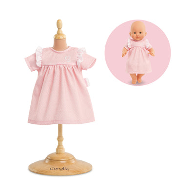 "Corolle Mon Grand Poupon 14"" Candy Pink Dress"