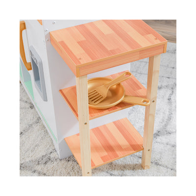 KidKraft Kensington Market Wooden Play Kitchen