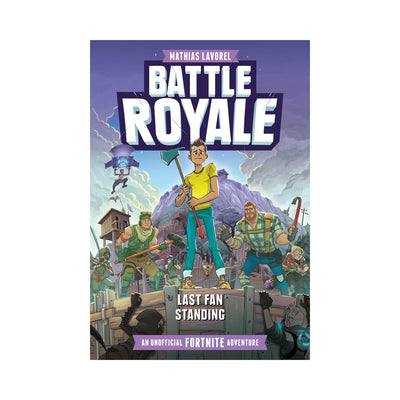 An Unofficial Fortnite Adventure: Battle Royale: Last Fan Standing