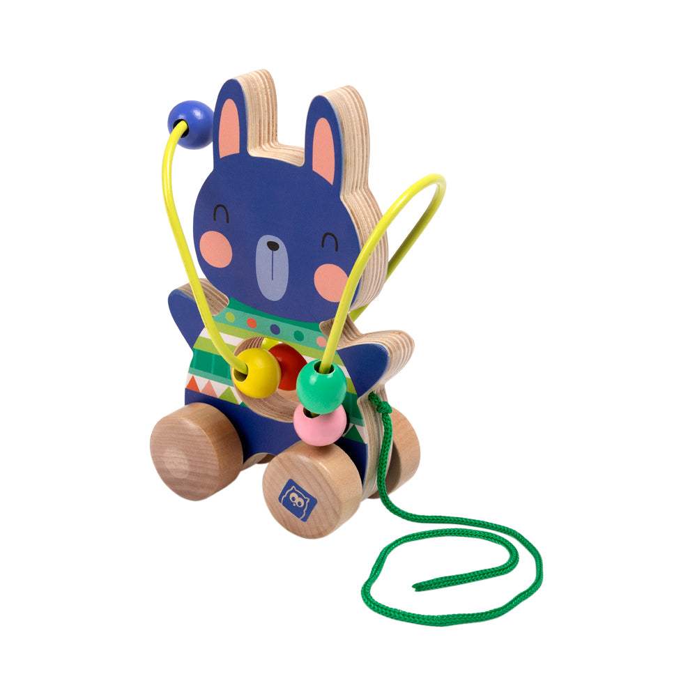 Owl Toys Mini Looping Rabbit