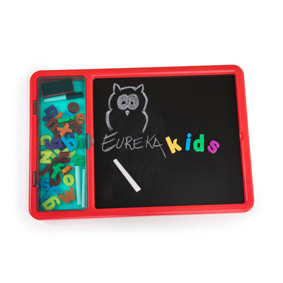 Owl Toys 2-in-1 Magnetic Board