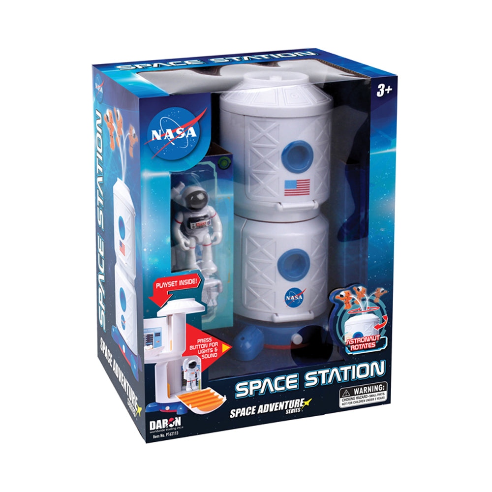 Space Adventure Series: NASA Space Station