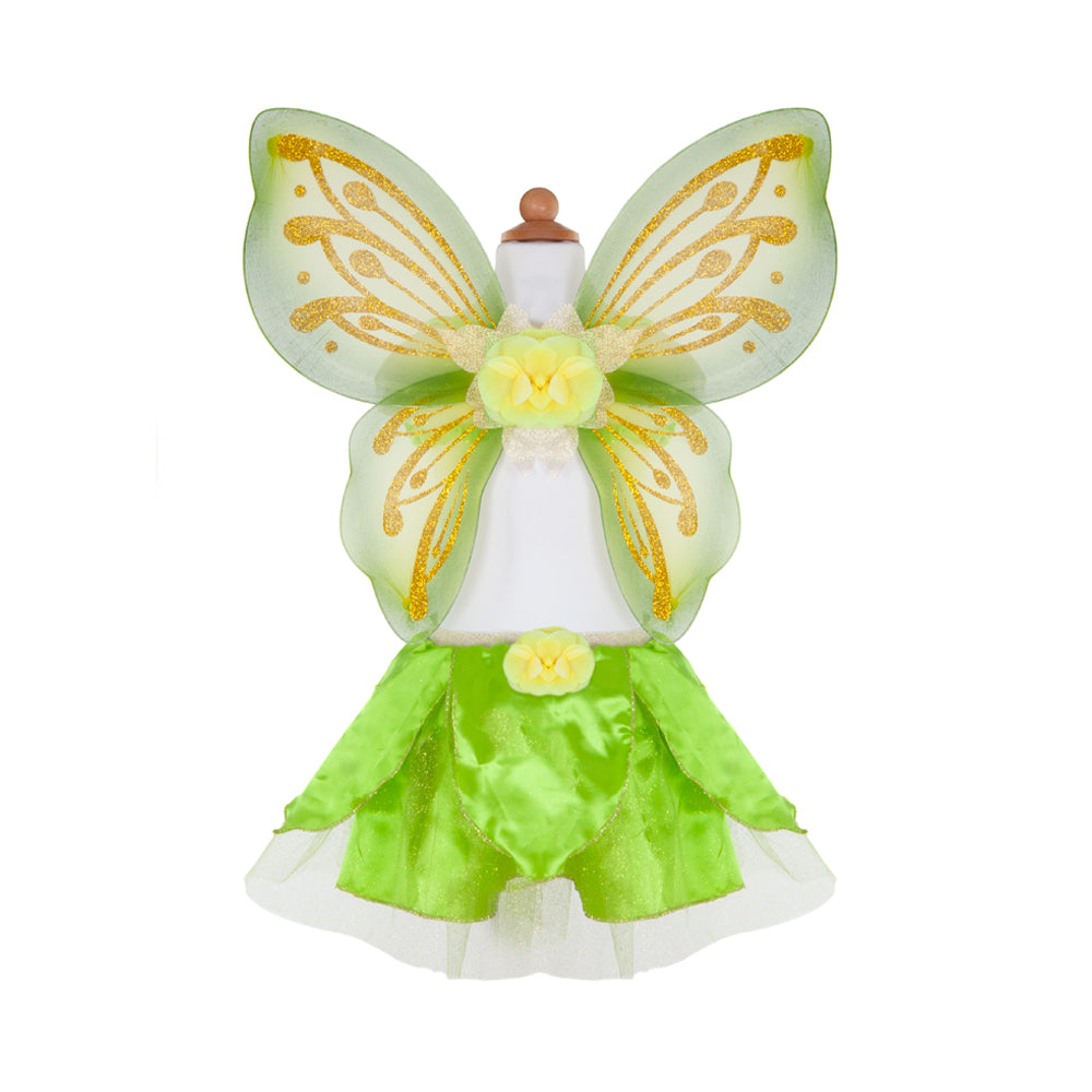 Great Pretenders Tinkerbell Skirt & Wings