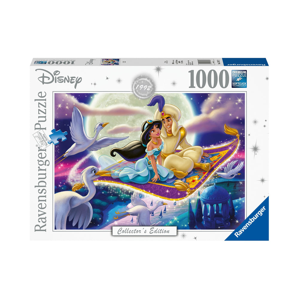 Ravensburger Disney Aladdin 1000pc Collector's Edition Puzzle