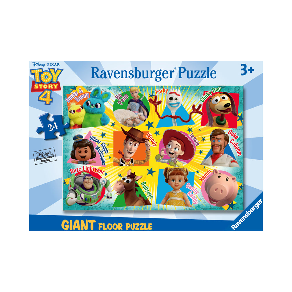 Ravensburger Toy Story 4 24pc Giant Floor Puzzle