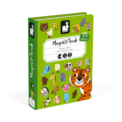 Janod Magneti'book Animals