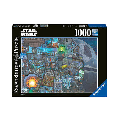 Ravensburger Where's Wookie 1000pc Puzzle