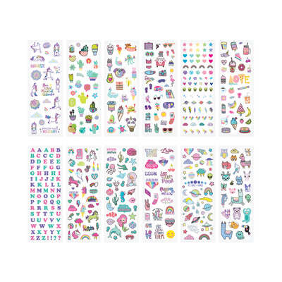 Fashion Angels Ultimate Sticker Pack - Pastel