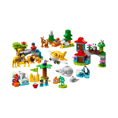 LEGO® Duplo World Animals