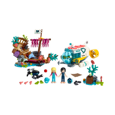 LEGO® Friends™ Dolphins Rescue Mission