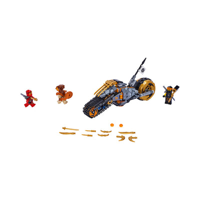 LEGO® Ninjago® Cole's Dirt Bike
