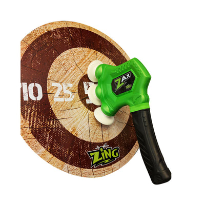 Zing ZAX™ Foam Axe Throwing 2 Pack with Target