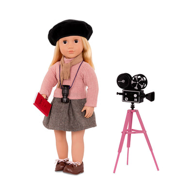 "Our Generation Kathleen 18"" Director Doll"