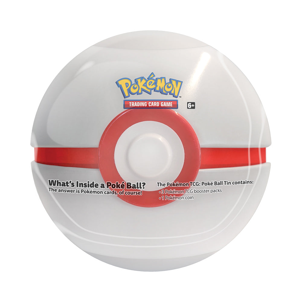 Pokémon TCG: Poké Ball Tin