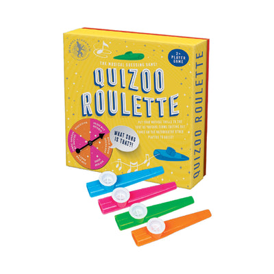 Quizoo Roulette Game