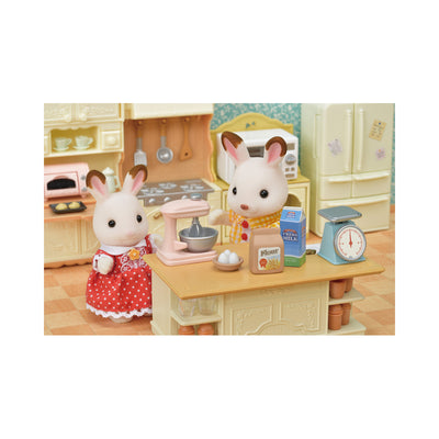 Calico Critters Kitchen Island