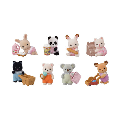 Calico Critters Baby Shopping Series Collectible