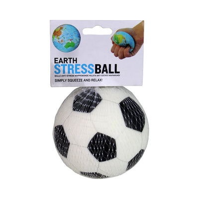 Squishy Soccer Stress Ball 3""
